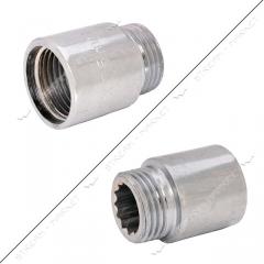 Mm extender 1/2 L=50 nickel No. 188122