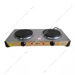 MRIYa electric stove 2 rings pancake case