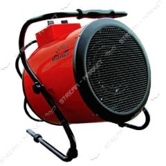 Industrial fan heater (warm gun) of Element TM