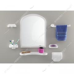 Set for a bathtub BIG (430*80*555) plastic in a