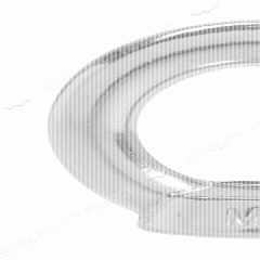 Nut with a ring (Eye nut) of M10 DIN 582 (50