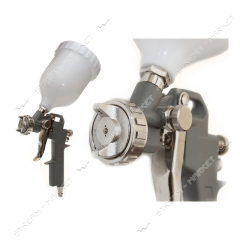 ZYP airbrush pneumatic in / plastic 600 ml., 1, 5