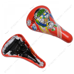 Saddle on the bicycle children's No. 722220
