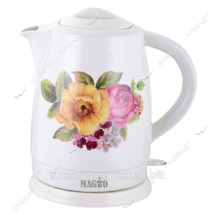 Electric kettle of Magio MG-122 No. 005990