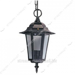 Lamp park 10008443 DELUX PALACE A05 60W E27 chern.