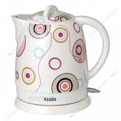 Electric kettle of Magio MG-114 No. 005950