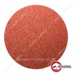 Circle emery self-adhesive Intertool BT-0503 125
