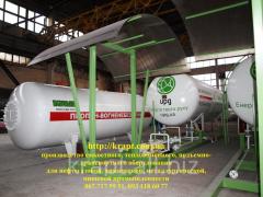 Станції автомобільні газонаповнювальні компресорні (АГНКС)
