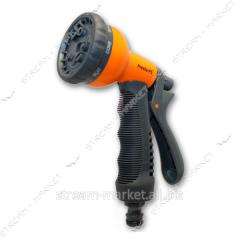 Gun plastic Presto 7202 (oranzh) 8 modes No.