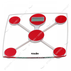 Bathroom scales Magio MG-301 No. 004620