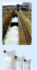Salt for a posypaniye of roads, salt technical,