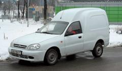 Жесткие надстройки Lanos Pick-up (Крым,