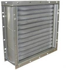 KVB,KVS (VNV) air heater