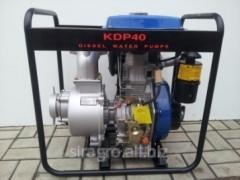 """Pomp Kama 4 """"X Diesel of 9 hp"""