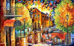 Bright paints of fall RKP-355