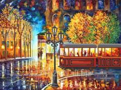 Autumn RKP-356 tram