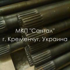 Half shaft of KRAZ Bridge, spare part KRAZ, sale, delivery