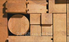 Pine bar, board, lining
