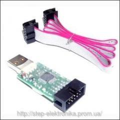 USB intra circuit programmator of AVR KIT BM9010