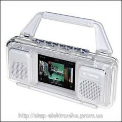 Case for KIT MT6041 videoplayer
