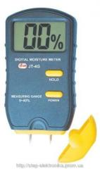 Measuring instrument of JT-4G wood of humidity