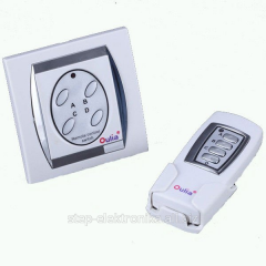 Wireless remote control Lighting Switch 4 channel