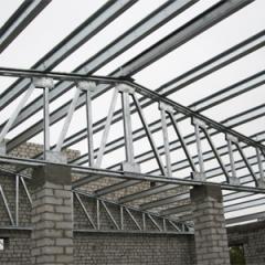 Легкие стальные тонкостенные конструкции (ЛСТК),