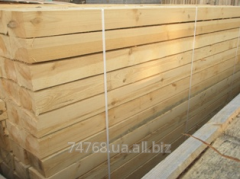 Imber the pine thermoprocessed cut: boards,