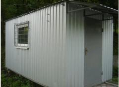 Container office and household
