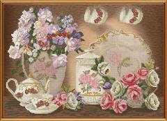 Flower tea of NOC 3286