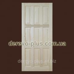 Двери щитовые