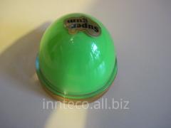 Handgum Green mysterious clever plasticine
