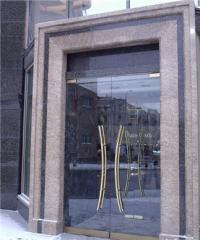 Двері вхідні подвійні