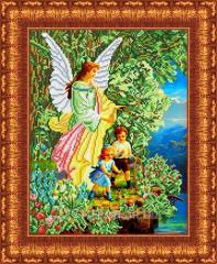 Рисунок-схема  Ангел и дети КБА - 3006