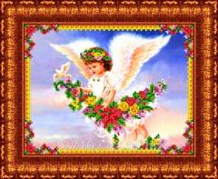 Рисунок-схема  Парящий ангел КБА - 4002