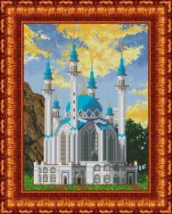Drawing scheme the Mosque KBP - 3010