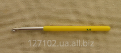 Hook alyuminevy with the plastic KB№45 handle