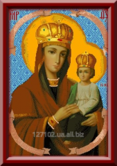 Blessed Virgin Mary's icon of Sporuchnits of