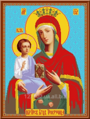 Blessed Virgin Mary's icon of Troyeruchits of
