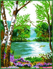 At the river KTK - 4006
