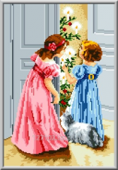 At night on KTK Christmas - 4011