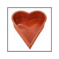 Форма силиконовая Сердце F-40