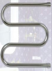 ЗМЕЕВИК 25 ПС 3 полотенцесушитель из нержавеющей