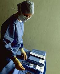 Одноразовое хирургическое белье