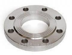 Flange flat corrosion-proof Du of 15 - 1000 mm, Ru