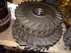 Mill tripartite integral R6M5, F125, F150. F180,