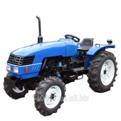 The Dongfeng 404, 4x4 tractor without cabin