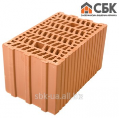 Ceramic block 25 of general purpose (SBK-Ozera)