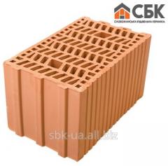 Керамический блок 25 П+Г (СБК-Озера)