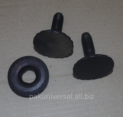 Lock of valve collar of the engine 1D12, 1D6, 3D6,